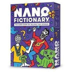 Nanofictionary Card Game