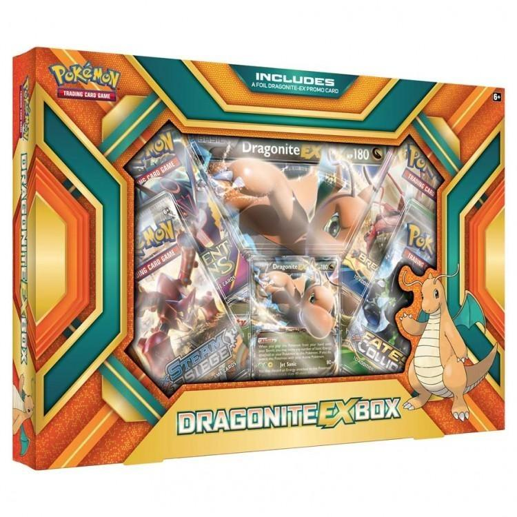 Pokémon: Dragonite EX Box - On the Table Games