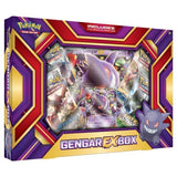 Pokémon: Gengar EX Box - On the Table Games