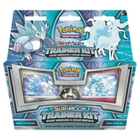 Pokémon: Sun & Moon Trainer Kit - On the Table Games