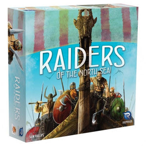 Raiders of the North Sea - On the Table Games
