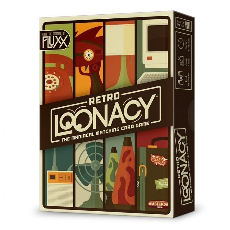 Retro Loonacy - On the Table Games