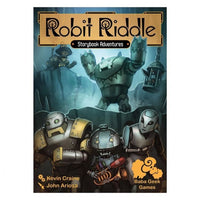 Robit Riddle: Storybook Adventures - On the Table Games