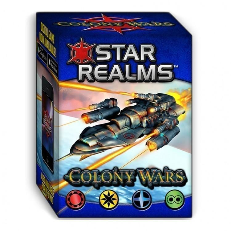 Star Realms Colony Wars - On the Table Games