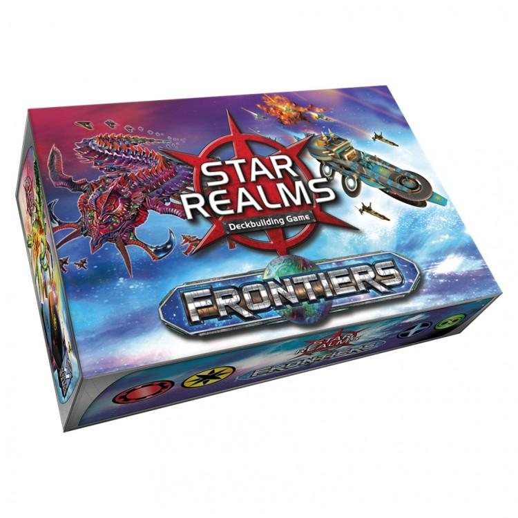 Star Realms Frontiers - On the Table Games