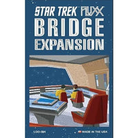 Star Trek Fluxx Bridge Expansion - On the Table Games