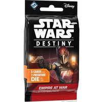 Star Wars Destiny: Empire at War Booster Pack - On the Table Games