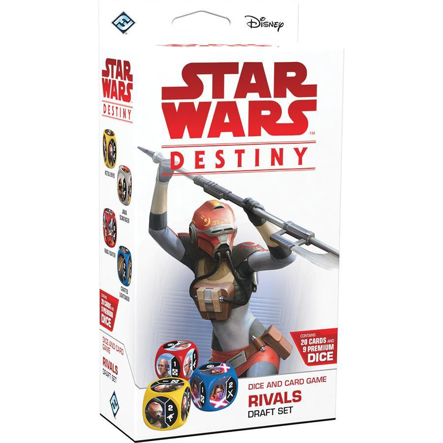 Star Wars Destiny: Rivals Draft Set - On the Table Games