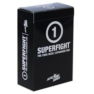 Superfight: Core Deck Expansion One - On the Table Games