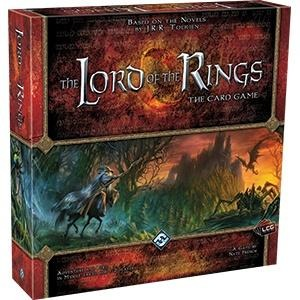 The Lord of the Rings: The Card Game Core Set - On the Table Games