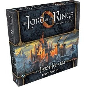 The Lord of the Rings: The Card Game - The Lost Realm Expansion - On the Table Games