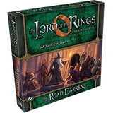 The Lord of the Rings: The Card Game - The Road Darkens Expansion - On the Table Games