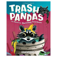 Trash Pandas - On the Table Games