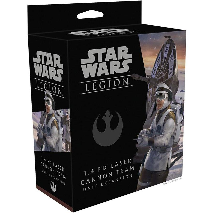 Star Wars: Legion - 1.4 FD Laser Cannon Team Unit Expansion - On the Table Games