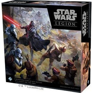 Star Wars: Legion - Core Set - On the Table Games