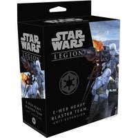 Star Wars: Legion - E-Web Heavy Blaster Team Unit Expansion - On the Table Games
