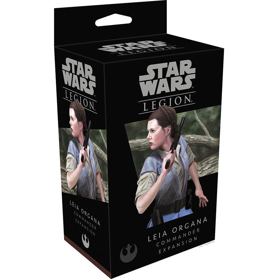 Star Wars: Legion - Leia Organa Commander Expansion - On the Table Games