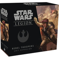Star Wars: Legion - Rebel Troopers Unit Expansion - On the Table Games