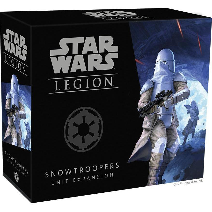 Star Wars: Legion - Snowtroopers Unit Expansion - On the Table Games
