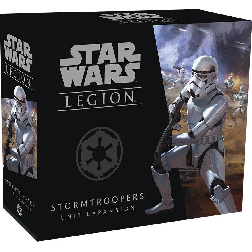Star Wars: Legion - Stormtroopers Unit Expansion - On the Table Games