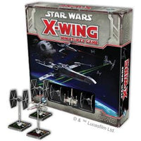 Star Wars X-Wing Miniatures Game - On the Table Games