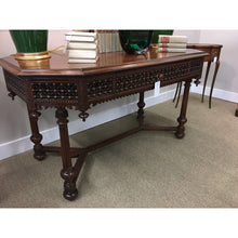 19th Century Library Table