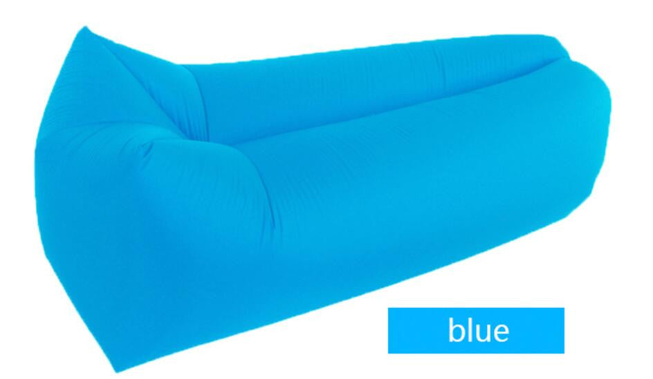 Outdoor Inflatable Lounger Couch Hangout Bag Airbag Chair
