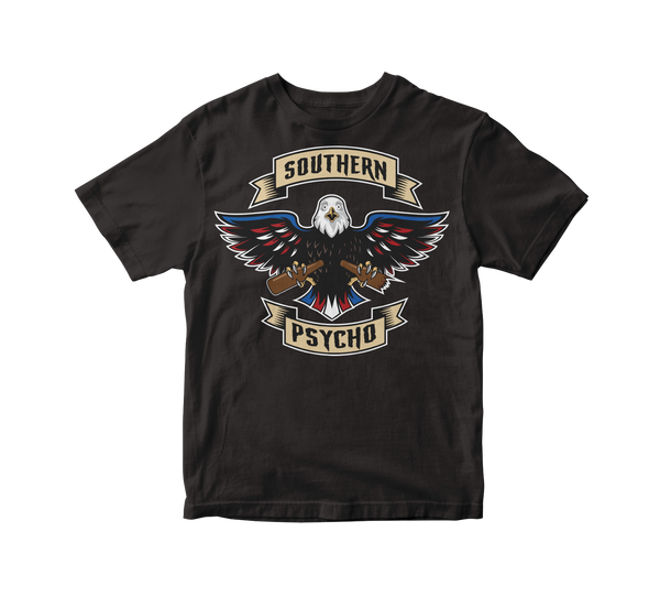 Southern Pyscho Tee