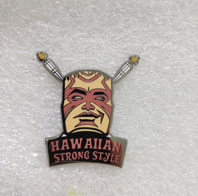 Hawaiian Strong Style (Jeff Cobb Collaboration)