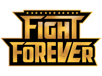Fight Forever Pin