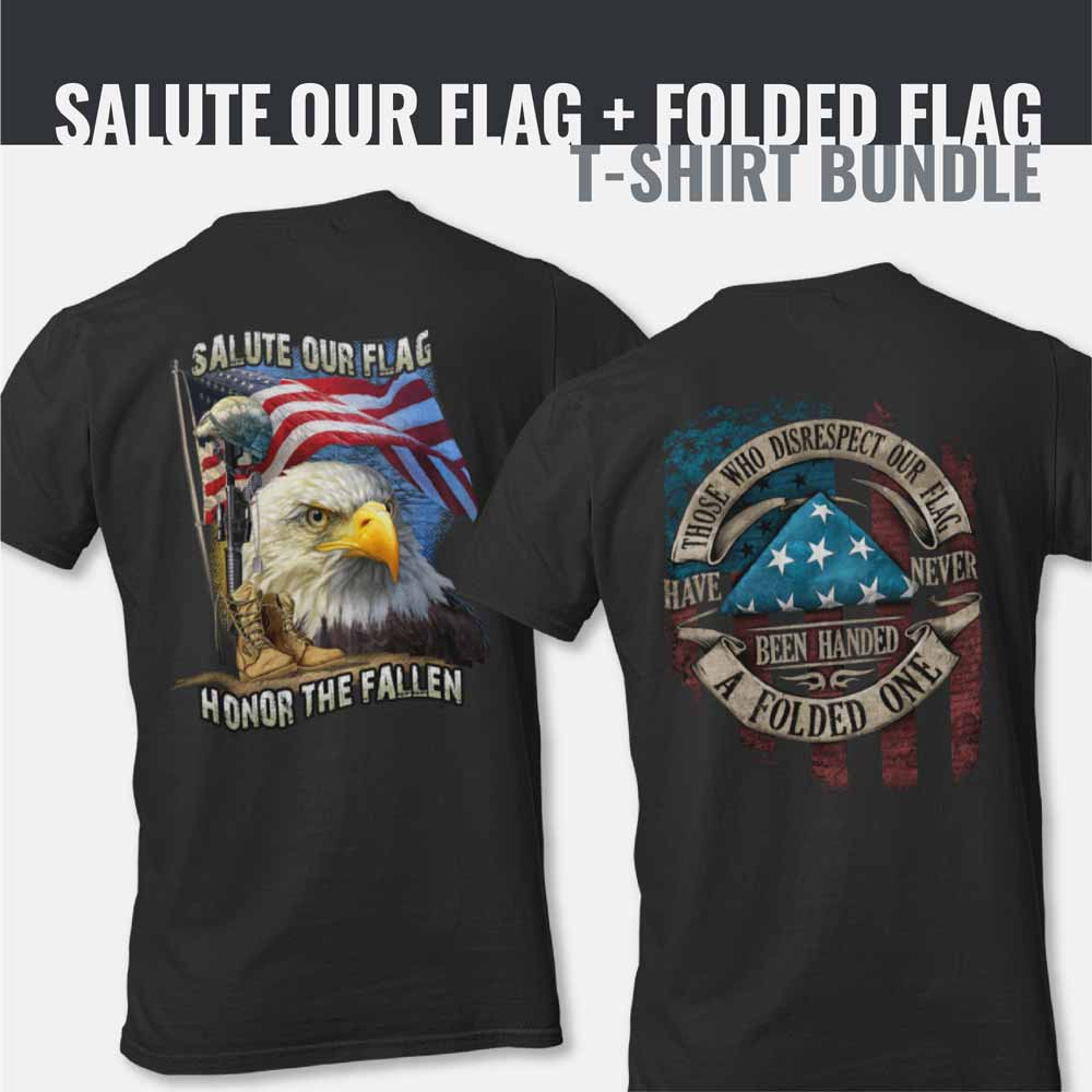 Flag Shirt Bundle