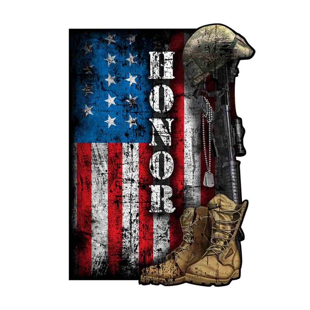 Honor Decal