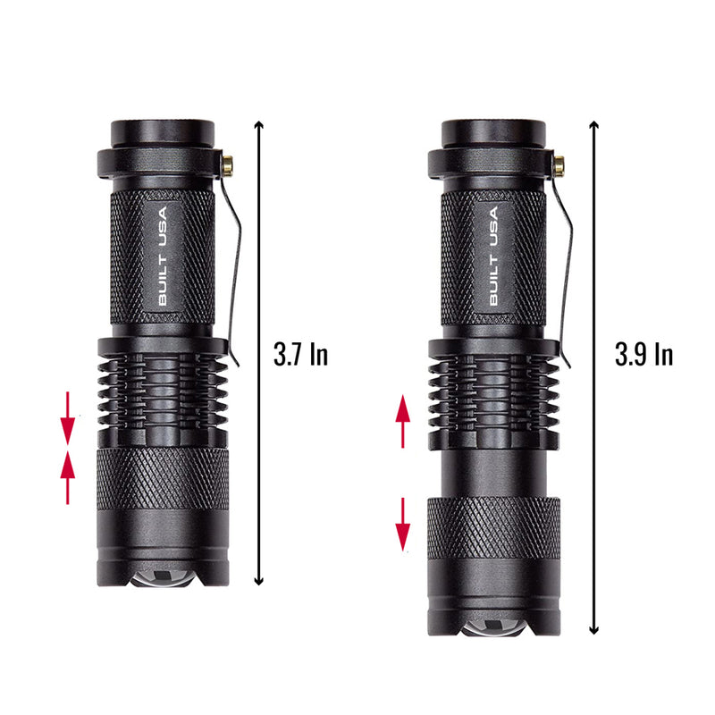 Tactical Mini Flashlight