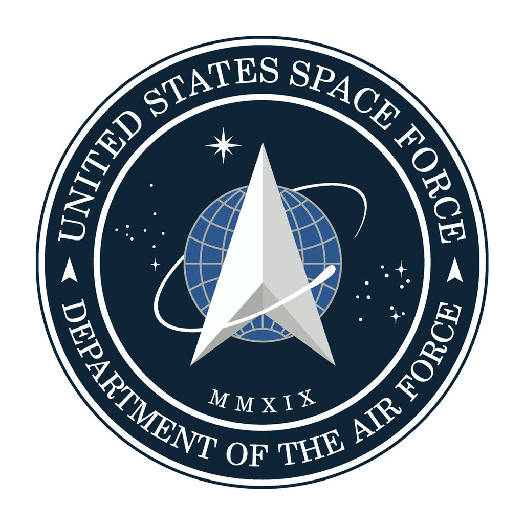 United States Space Force Decal