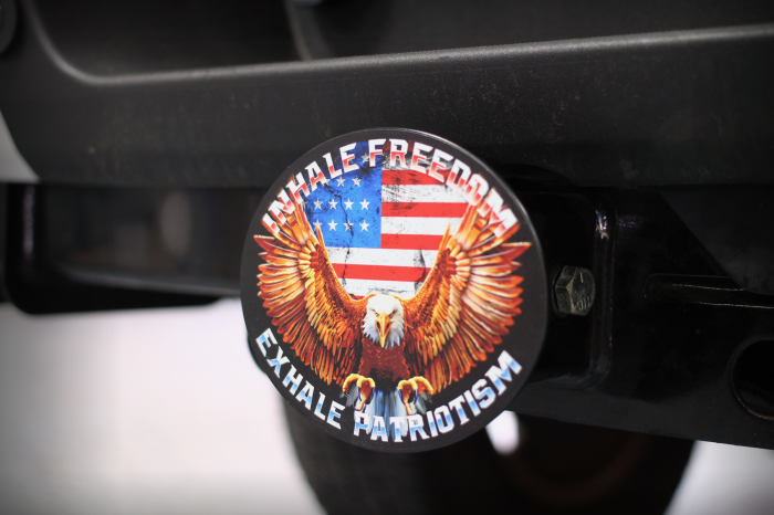 Inhale Freedom Hitch Cover