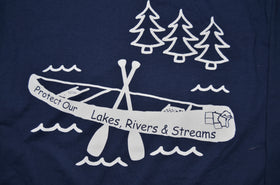 Lakes, Rivers & Streams Long Sleeve (large)