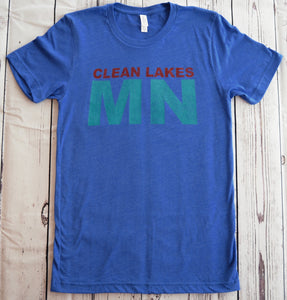 Clean Lakes MN - T-shirts