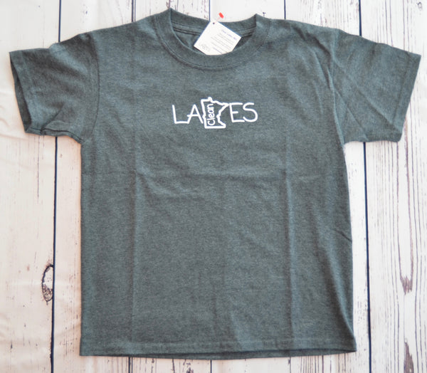 Youth T-Shirt (S-L) - Clean Lakes MN