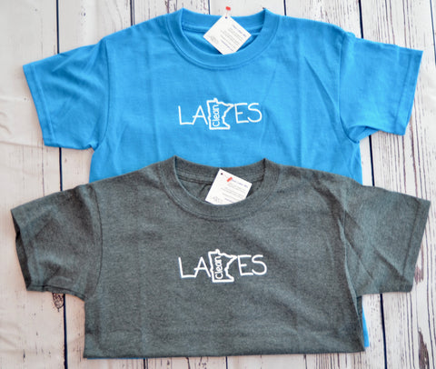 Youth T-Shirt (S-XL) - Clean Lakes MN
