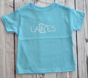 Toddler T-Shirt (2T-3T) - Clean Lakes MN