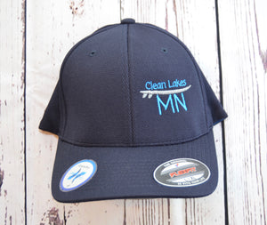 Flex-fit Surf Hat - Clean Lakes MN