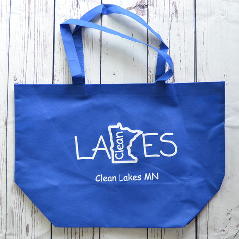 Reusable Tote Bag - Clean Lakes MN