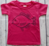 Sunfish Toddler/Youth T-Shirt (2T-XL)