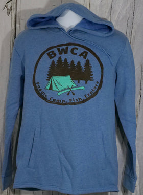 BWCA Hoodie - Neon Ink ($10 donated to BWCA)