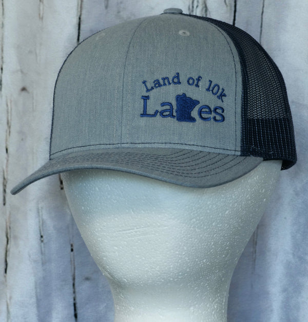Land of 10K Lakes Trucker Hat