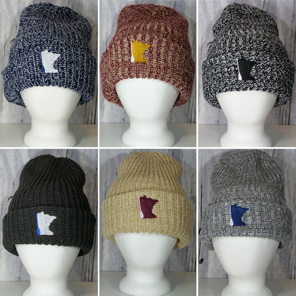 MN Paddle Beanies