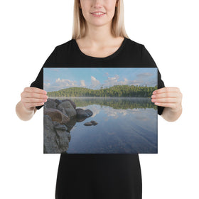 Loon Lake Canvas