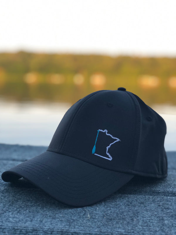 Flex-fit MN Paddle Hats