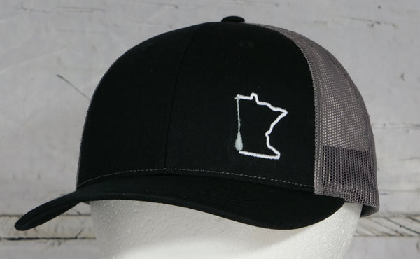 Minnesota Paddle Trucker Hat