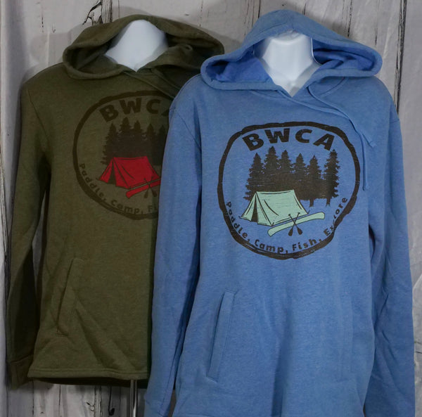 Boundary Waters Hoodies